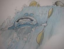 Droplets / Wassertröpfchen