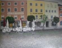 Stadtcafe Tittmoning, Robert Schemmerer