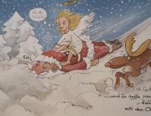 Oster- und Weihnachtskarten